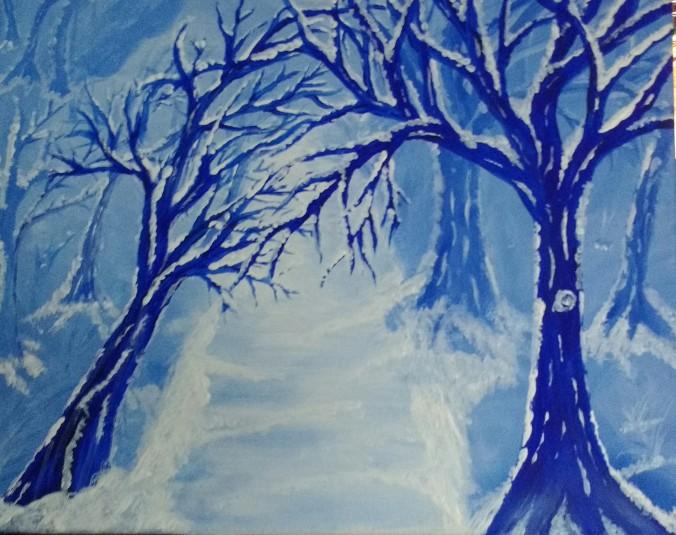 Justine-winter Forrest